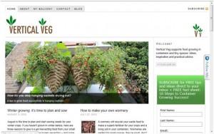 Forsiden på Vertical Veg