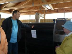 Østerfælleds kompostmaskine