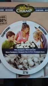 Samlesæt til champignondyrkning
